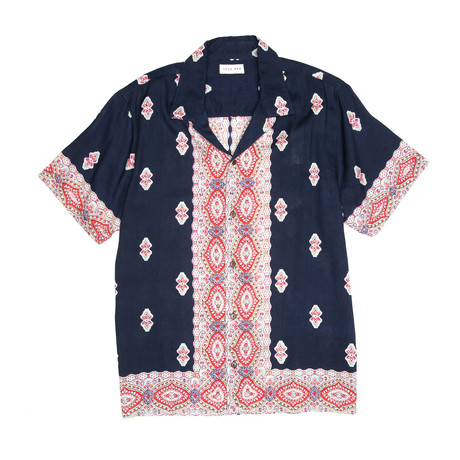 Darpan Shirt // Navy (S)