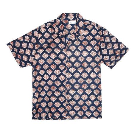 Sojati Shirt // Navy (S)
