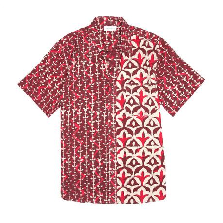 Kanoi Shirt // Maroon (S)