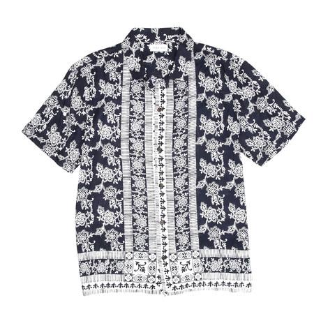 Ishank Shirt // Navy (S)