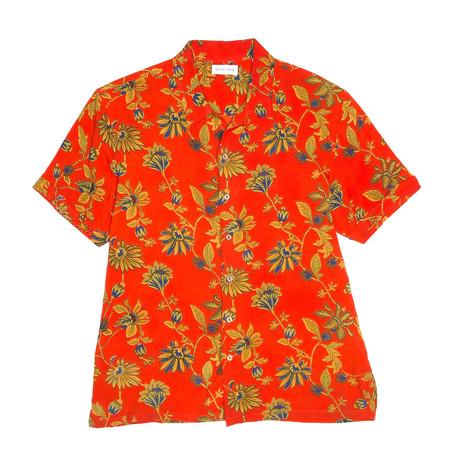 Cadiz Shirt // Orange (S)