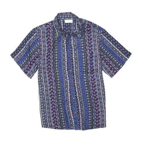 Ahar Shirt // Navy (S)