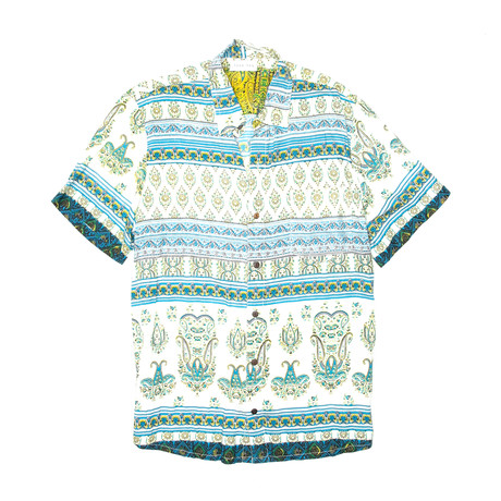 Iraja Shirt // Blue (S)