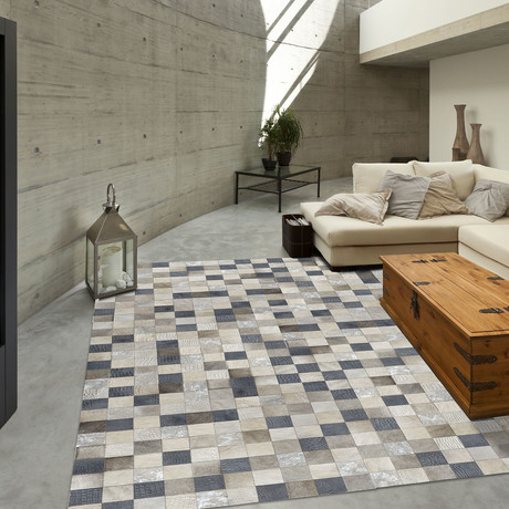 Tosca Rug // Infuse (5'L x 8'W)