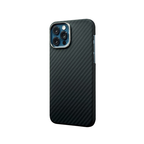 """HOVERKOAT Stealth Black // iPhone 12 Pro Max 6.7"""""""