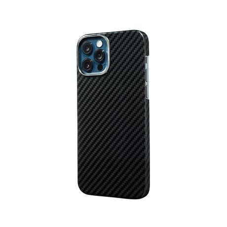 "HOVERKOAT Midnight Black // iPhone 12 Pro Max 6.7"""