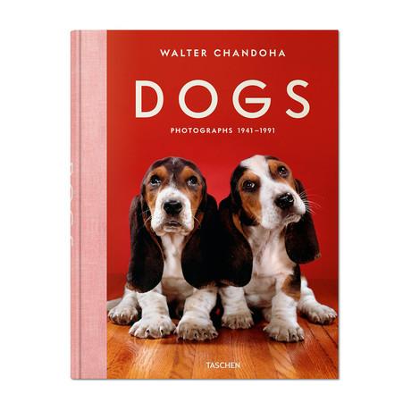 Walter Chandoha // The Dog Book