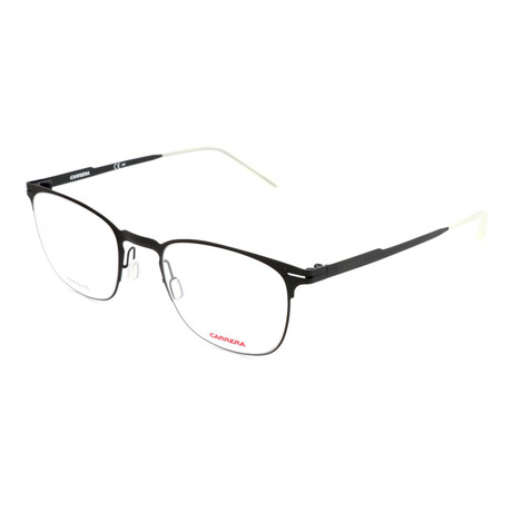Men's CA6660-3 Optical Frames // Matte Black