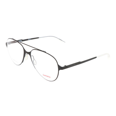 Men's CA6663-ECK Optical Frames // Black