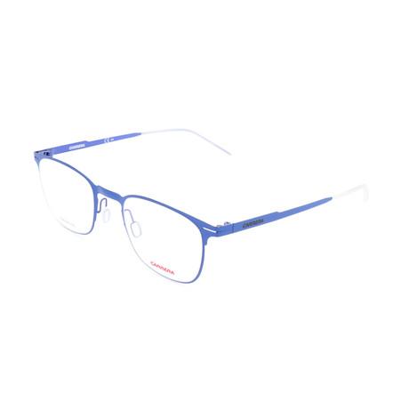Men's CA6660-VBS Optical Frames // Matte Blue