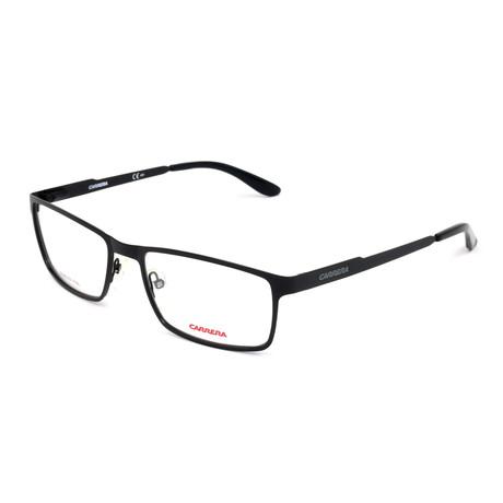 Men's CA6630-3 Optical Frames // Matte Black
