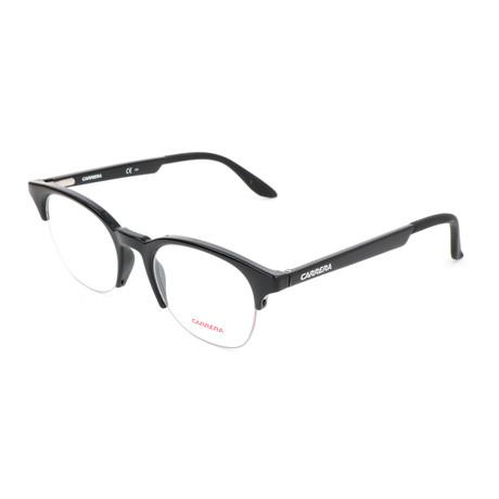 Unisex CA5543-D28 Optical Frames // Shiny Black