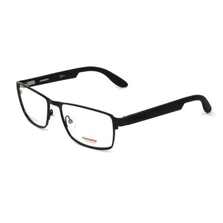 Unisex CA5504-BXE Optical Frames // Shiny Black + Matte Anthracite