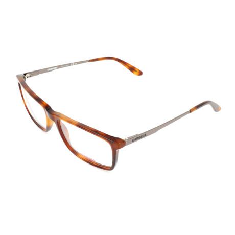 Men's CA9914-FTT Optical Frames // Havana + Dark Ruthenium