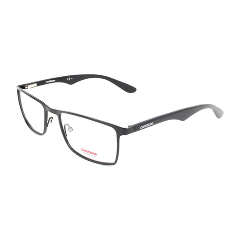 Men's CA6614-10G Optical Frames // Matte Black