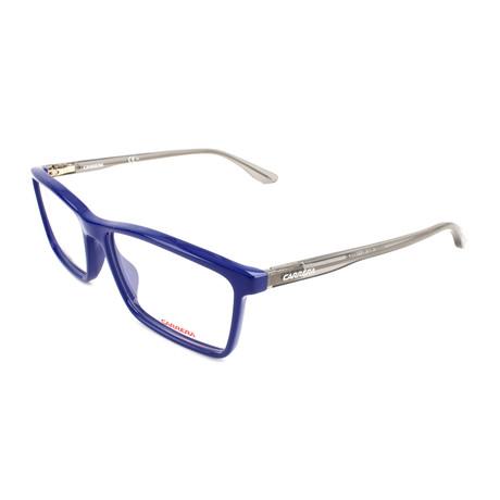 Unisex CA6629-N7U Optical Frames // Blue + Gray