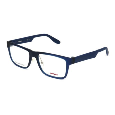 Men's CA5534-L1V Optical Frames // Blue