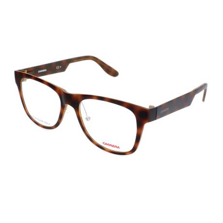 Unisex CA5533-DWJ Optical Frames // Havana