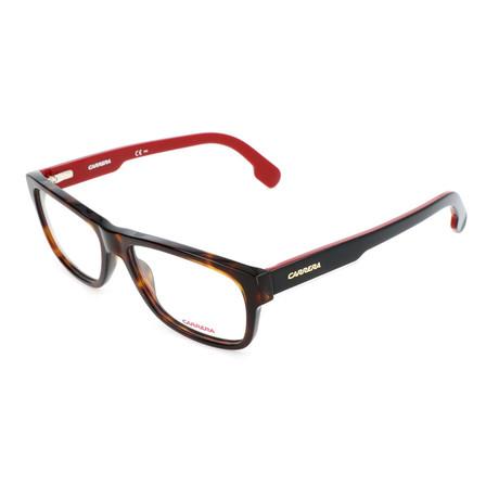 Unisex 1102-V Optical Frames // Havana Black