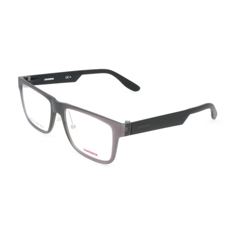 Men's CA5534-MVE Optical Frames // Gray + Matte Black