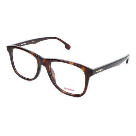 Unisex 135-V Optical Frames // Dark Havana