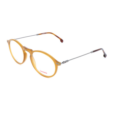 Unisex 193 Optical Frames // Yellow