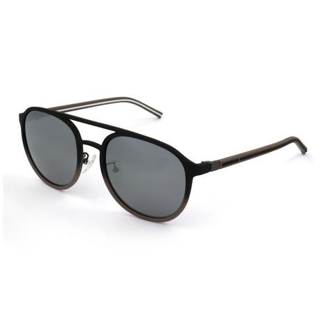 Men's Polarized SCO1455-9U5P Sunglasses // Gray + Rubberizedized Paint