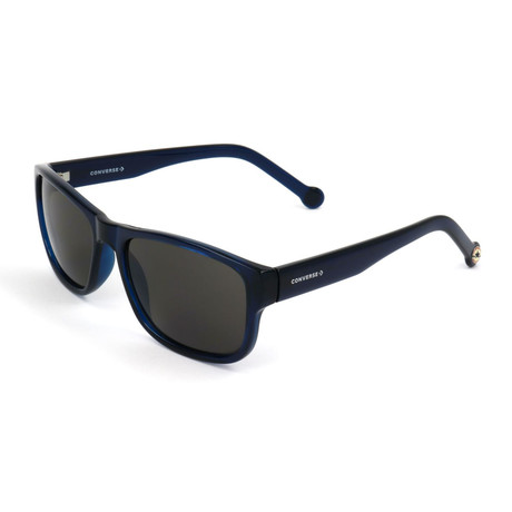 Men's SCO092Q Sunglasses // Navy