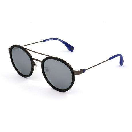 Unisex Polarized SCO1424-627P Sunglasses // Matte Gun Metal