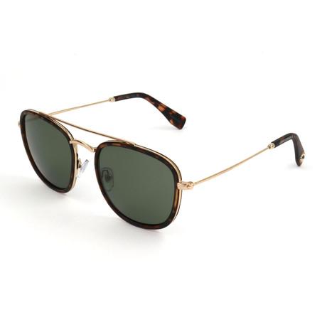 Unisex SCO2855 Sunglasses // Tortoise + Gold