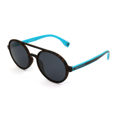 Men's Polarized SCO1925-7VEP Sunglasses // Rubberized Havana