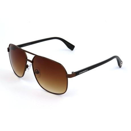 Men's SCO2905-BROM Sunglasses // Matte Brown