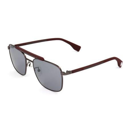 Men's SCO2245-627X Sunglasses // Matte Gun Metal