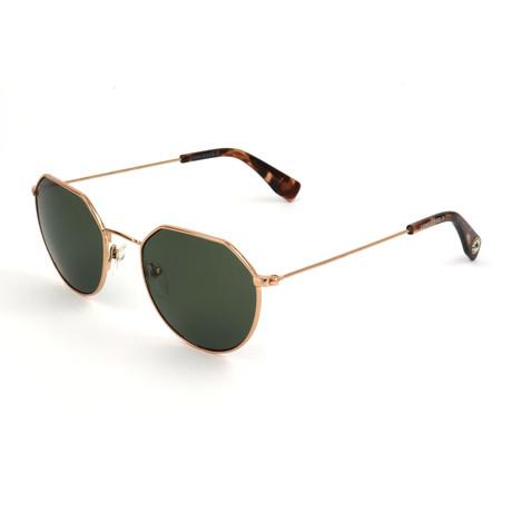 Unisex SCO2915 Sunglasses // Gold