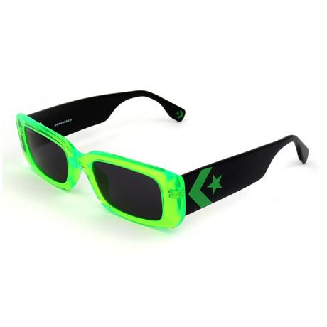 Unisex SCO2285-0VC1 Sunglasses // Green