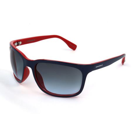 Men's SCO2986-NARE Sunglasses // Navy + Red