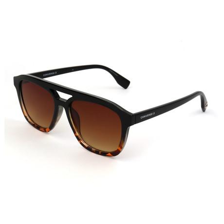 Unisex SCO2955-BLTO Sunglasses // Black + Tortoise
