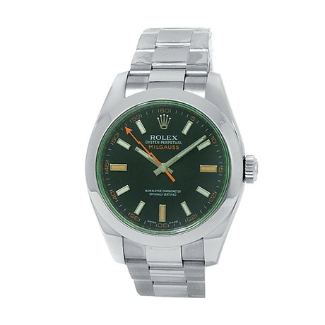 Rolex Milgauss Automatic // 116400 // V Serial // Pre-Owned