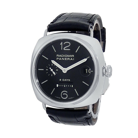 Panerai Radiomir 8 Days Manual Wind // PAM00268 // Pre-Owned