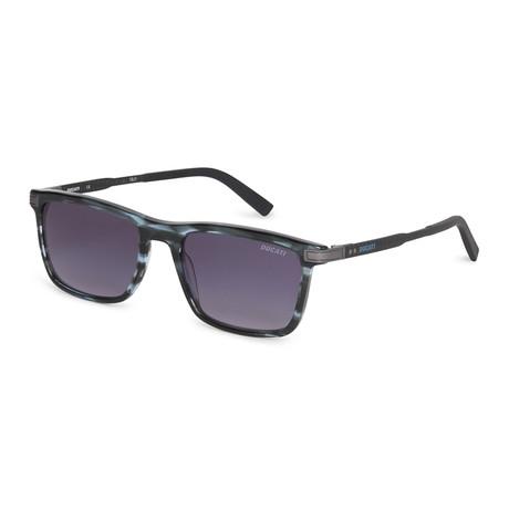 Men's DA5019 Sunglasses // Gray