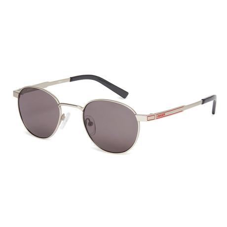 Men's DA7015 Sunglasses // Silver