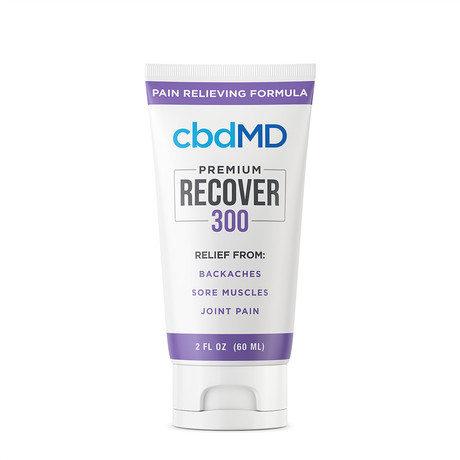 Recover CBD Inflammation Formula // 300 mg // 2oz (Squeeze Bottle)