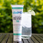 Revive CBD Moisturizing Lotion // Squeeze Bottle (2oz Bottle // 300mg)