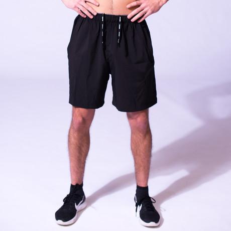 Ultralite Training Shorts // Black (XXS)