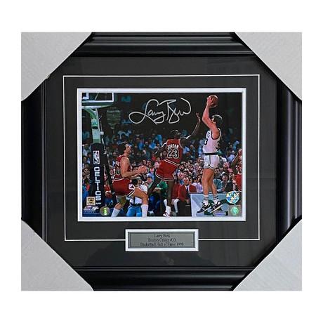 Larry Bird // Boston Celtics // Autographed