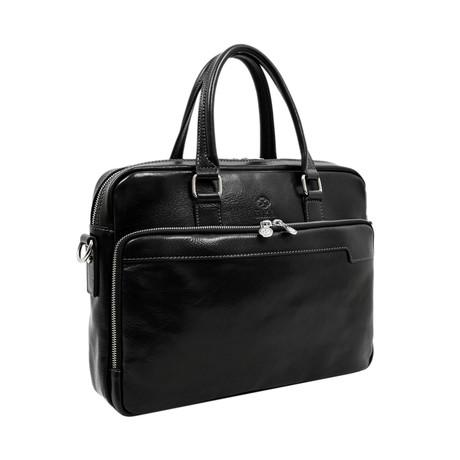 Orlando // Laptop Bag // Black