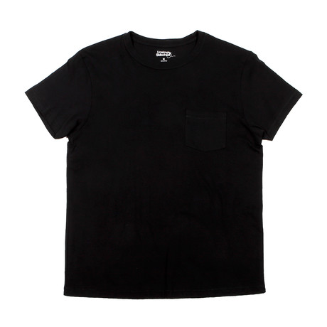 Super Soft Short Sleeve T // Black (S)