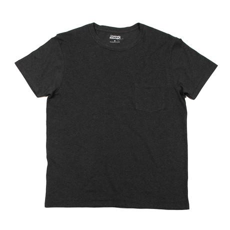 Super Soft Short Sleeve T // Dark Gray (S)