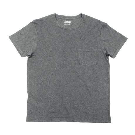 Super Soft Short-Sleeve Shirt // Light Gray (S)