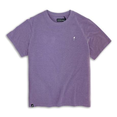 Short Sleeve Pique Tee // Valerian (S)